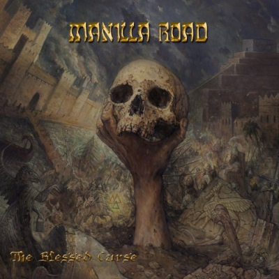 Manilla Road - The Blessed Curse (CD Duplo)