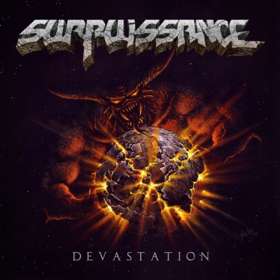 Surpuissance - Devastation ( Importado)