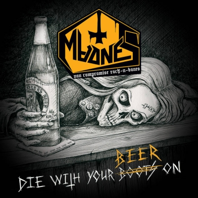Madnes - Die with Your Beer On ( Importado)