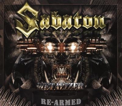 Sabaton - Metalizer (Re-Armed) ( CD Duplo)