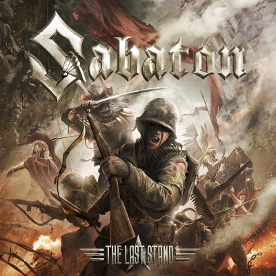 Sabaton - The Last Stand (CD e DVD)