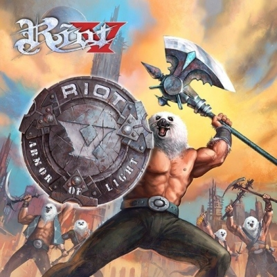 Riot V - Armor of Light (CD Duplo)