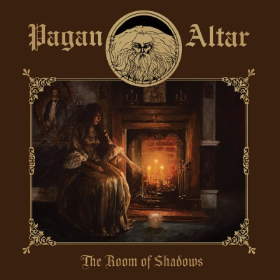 Pagan Altar - The Room of Shadows (Importado)