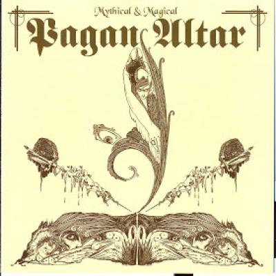 Pagan Altar - Mythical and Magical ( Importado)