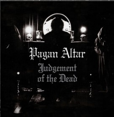 Pagan Altar - Judgement of the Dead ( Importado)
