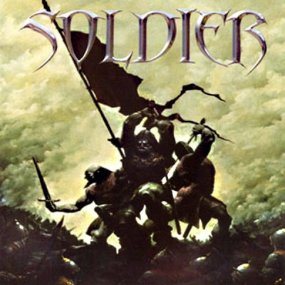 Soldier - Sins of the Warrior (Digipack Importado)