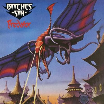 Bitches Sin - Predator (Digipack Importado)