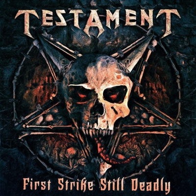 Testament - First Strike Is Deadly (Digipack)