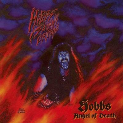 Hobbs Angel Of Death - Hobbs Satans Crusade (Importado)