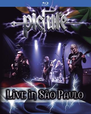 Picture - Live in São Paulo ( Blu Ray e CD Duplo)