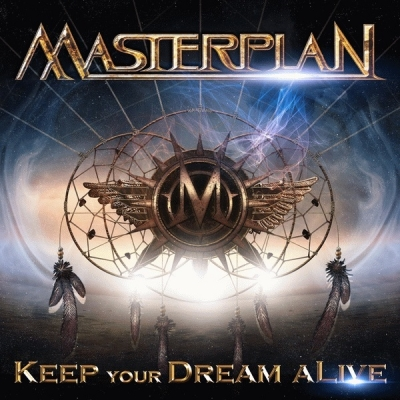 Masterplan - Keep Your Dream aLive (CD+DVD)