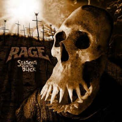 Rage - Seasons Of The Black (CD Duplo)