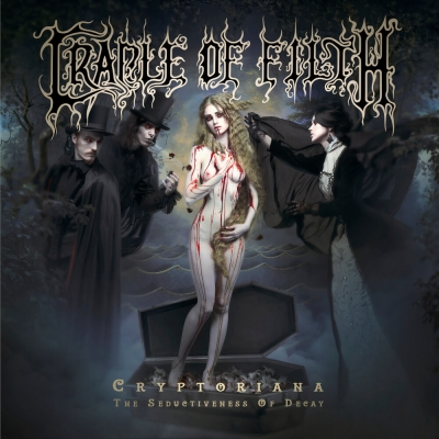 Cradle Of Filth - Cryptoriana The Seductiveness Of Decay