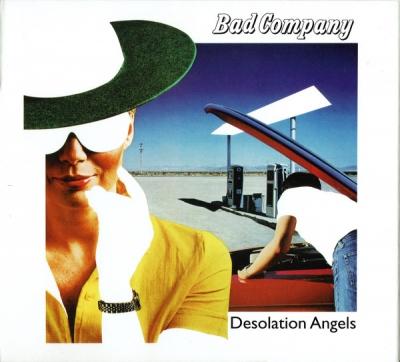 Bad Company - Desolation Angels  40th Anniversary ( CD Duplo Digipack)