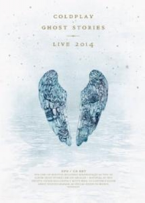 Coldplay - Ghost Stories Live 2014 (CD e DVD)