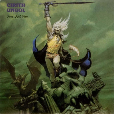 Cirith Ungol - Frost And Fire (Slipcase)