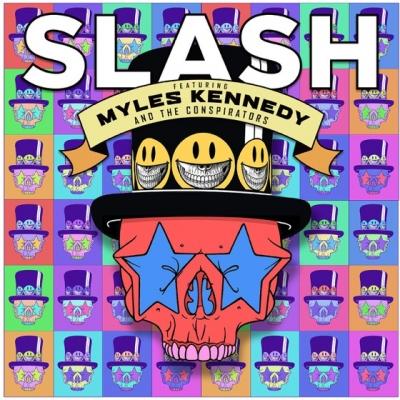 Slash - Living the Dream feat. Myles Kennedy