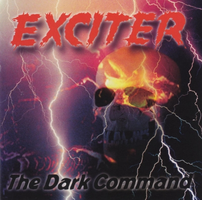 Exciter - The Dark Command (Slipcase)
