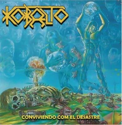 Kobalto - Conviviendo Con el Desastre ( CD Duplo)
