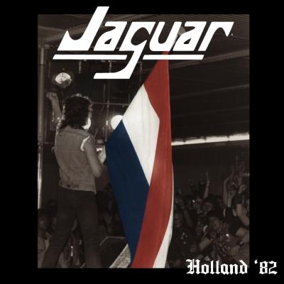 Jaguar - Holland 82