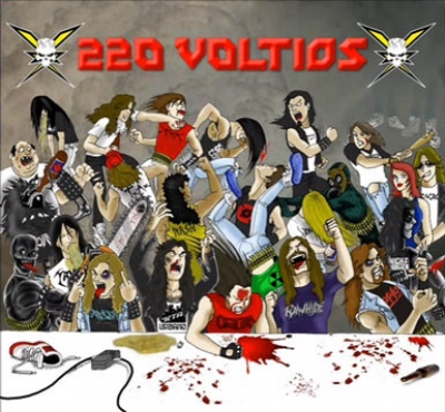 220 Voltios - 220 Voltios (CD Duplo com Slipcase)