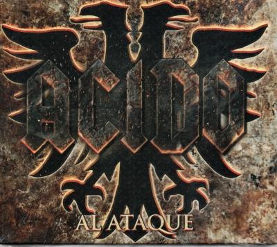 Acido - Al Ataque (Slipcase)