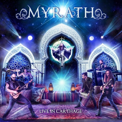 Myrath - Live in Carthage (CD e DVD Digipack)