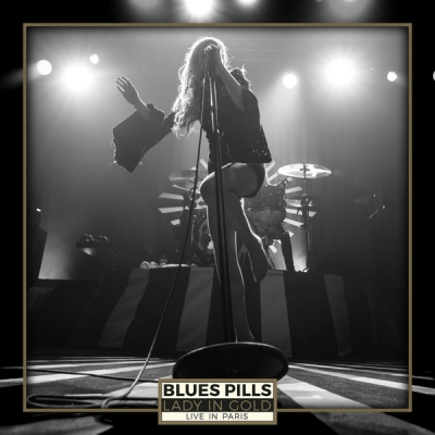 Blues Pills - Lady in Gold: Live in Paris (DVD e CD Duplo)