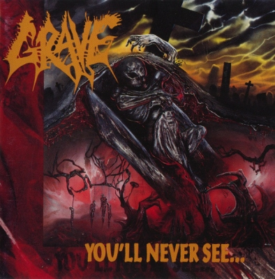Grave - You'll Never See... (Slipcase)