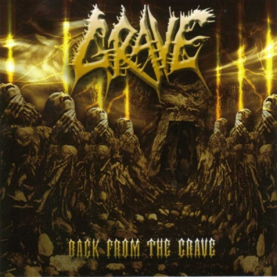 Grave - Back From The Grave (Slipcase)