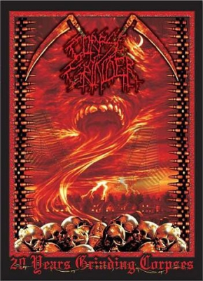 Corpse Grinder (BR) - 20 Years Grinding Corpses (DVD e CD)
