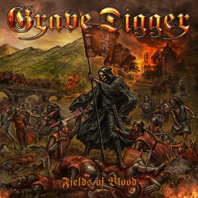 Grave Digger - Fields Of Blood (Slipcase)