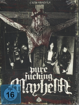 Mayhem - Pure Fucking Mayhem ( CD e DVD)