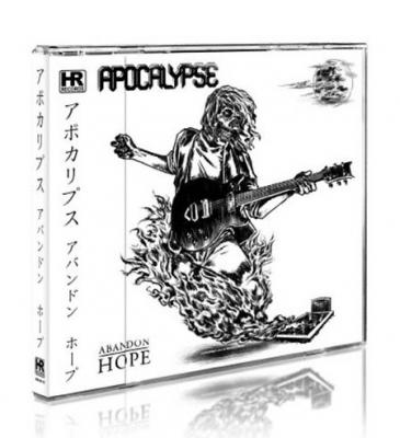 Apocalypse (UK) - Abandon Hope (CD Duplo Importado)