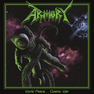 Armory - World Peace ... Cosmic War (CD Importado)