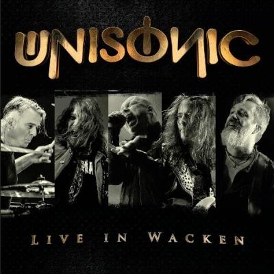 Unisonic - Live In Wacken (CD + DVD Digipack)