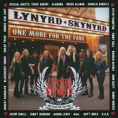Lynyrd Skynyrd - One More For the Fans (CD Duplo)