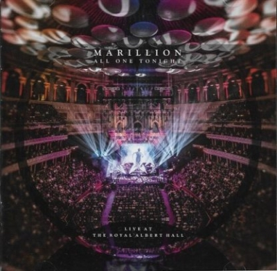 Marillion - All One Tonigh - Live At The Royal Albert Hall (CD Duplo)