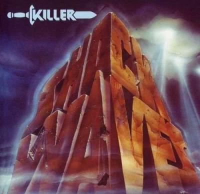 Killer - Shock Waves (Slipcase e poster)