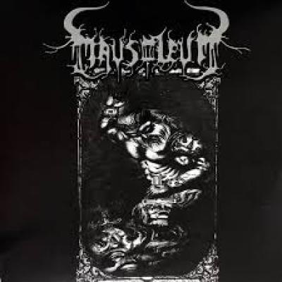 Mausoleum - Split Mausoleum - Bestymator (LP Nacional)
