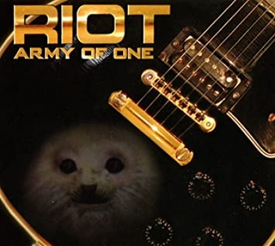 Riot - Army Of One (Slipcase)