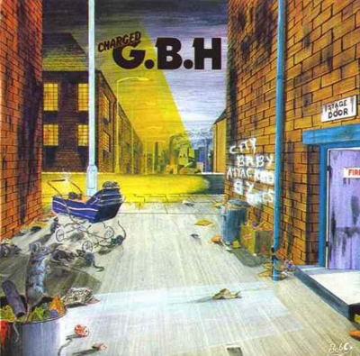 GBH - City Baby Attacked by Rats (Importado)