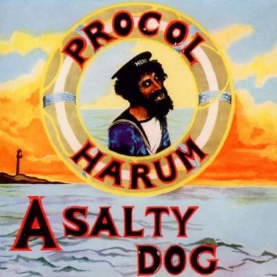 Procol Harum - A Salty Dog (CD Duplo Importado)