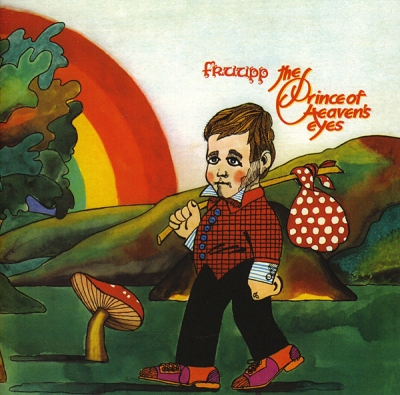 Fruupp - The Prince Of Heavens Eyes (CD Importado)