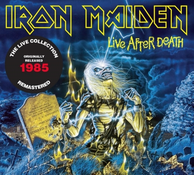 Iron Maiden - Live After Death (CD Duplo Digipack)
