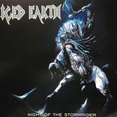 Iced Earth - Night Of The Stormrider (Slipcase)