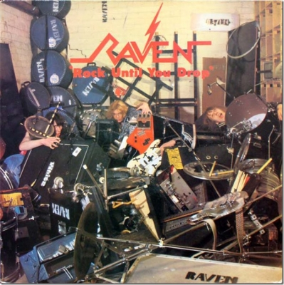 Raven - Rock Until You Drop (Slipcase)