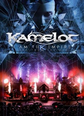 Kamelot - I Am The Empire ( Box DVD + 2 CD  Digipack)