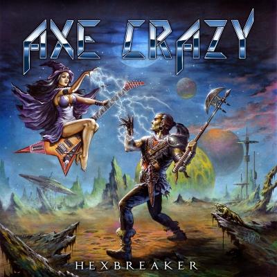 Axe Crazy - Hexbreaker (pré-venda 30- 09 )