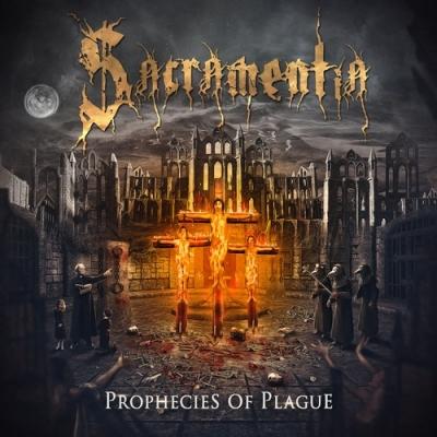 Sacramentia - Prophecies of Plague (Digipack)